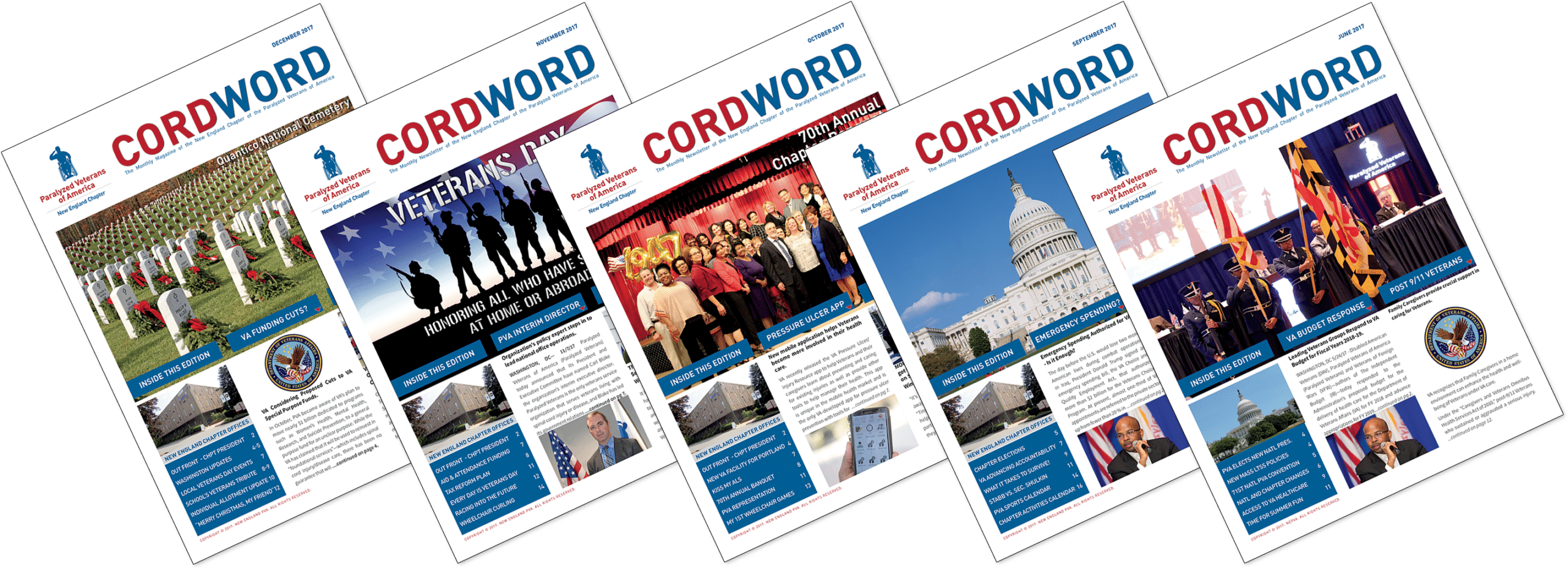 CordWord Newsletters