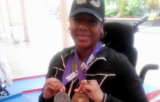 Janine Spears – U.S. Army Veteran